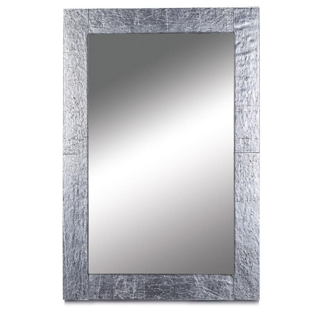 Specchio Laguna argento