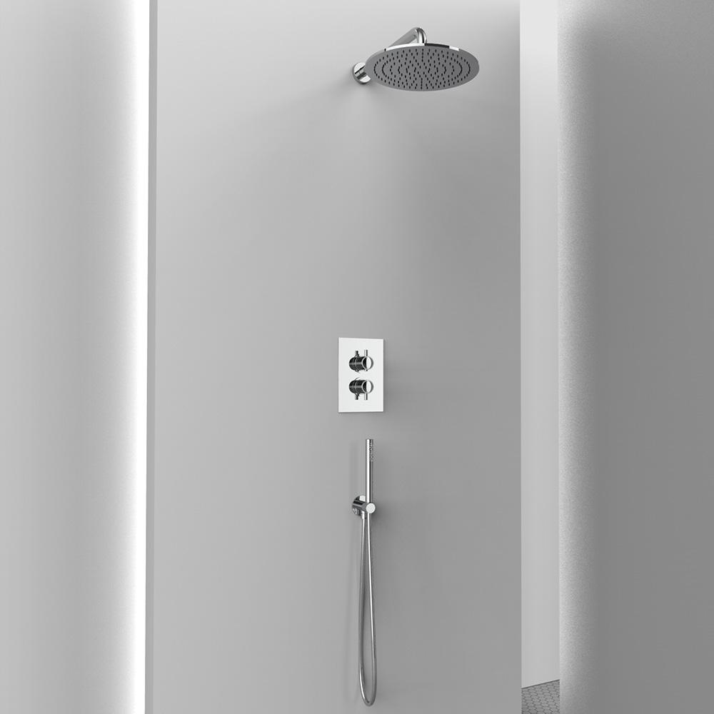 AM020T ambiente doccia completo tondo