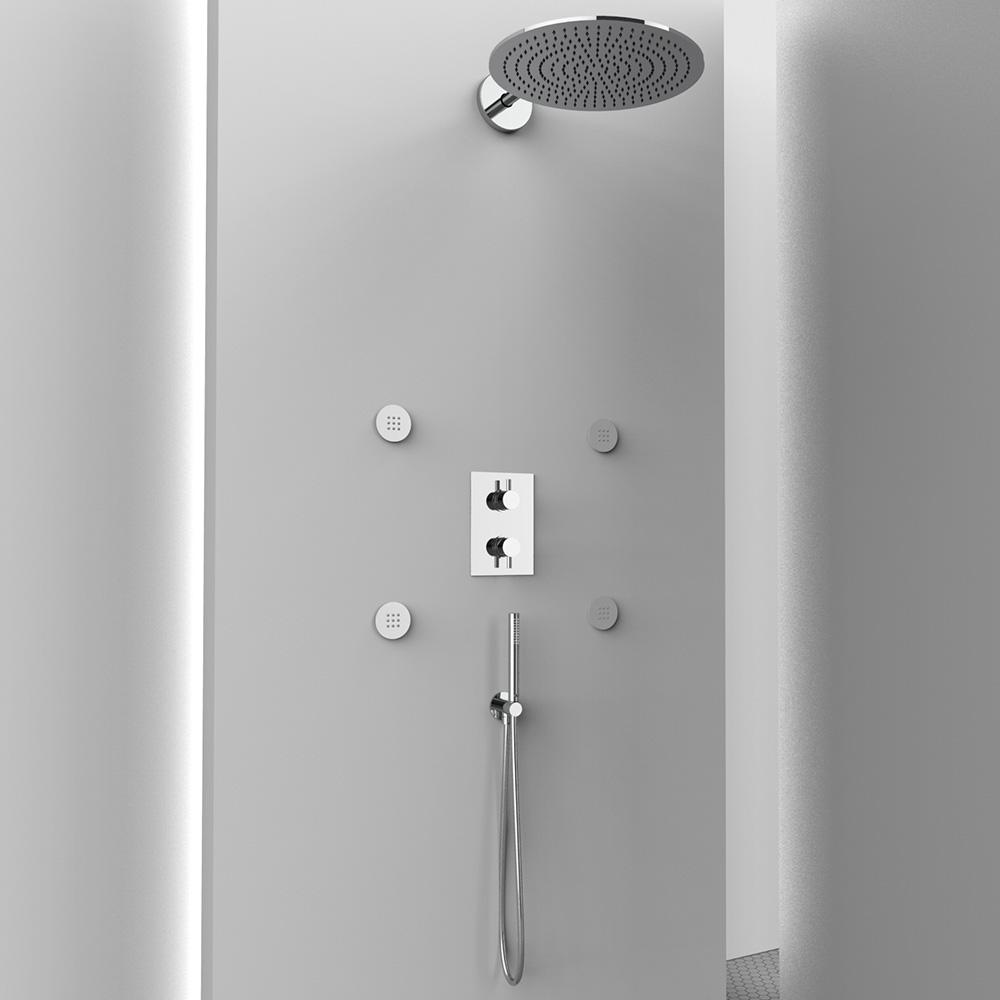 AM030M ambiente doccia completo