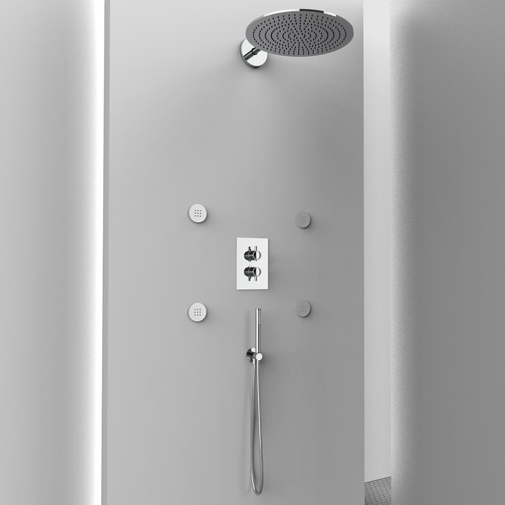AMT030T ambiente doccia completo