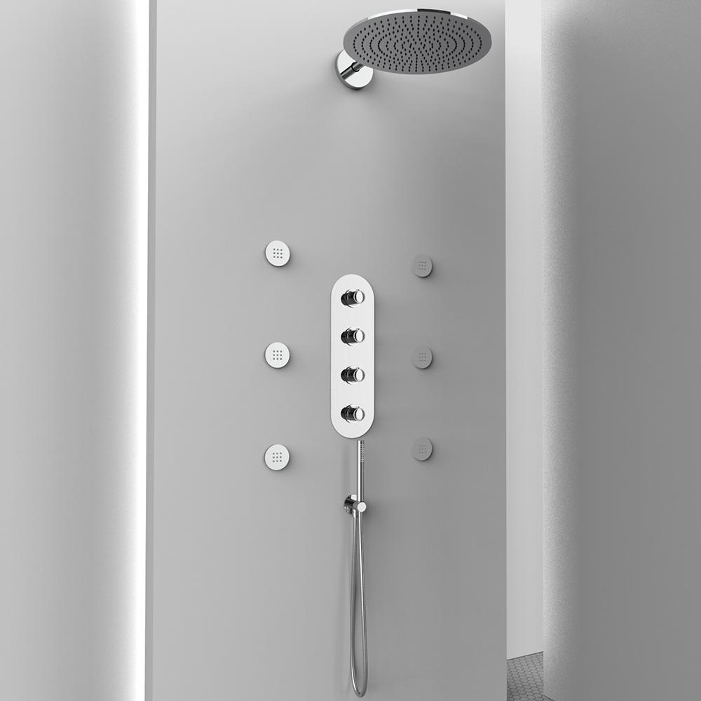 AM040T Ambiente doccia completo